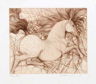 Guillaume Azoulay, 'Pegase ', ca. 1980