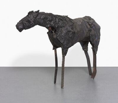 Deborah Butterfield, 'Untitled (Sheet Metal Horse)', 1985