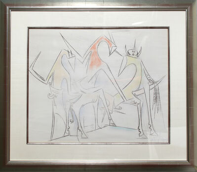 Wifredo Lam, 'Untitled - I', 1957