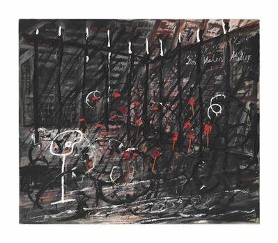 Anselm Kiefer, 'Des Malers Atelier'