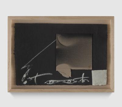 Antoni Tàpies, ''Ulls blancs' (White eyes)', 2007