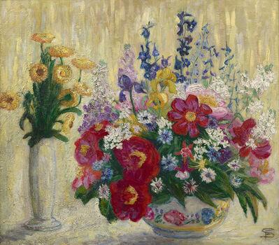 Florine Stettheimer, 'Flowers', 1915