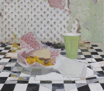 Zoey Frank, 'Sandwich #5', 2018