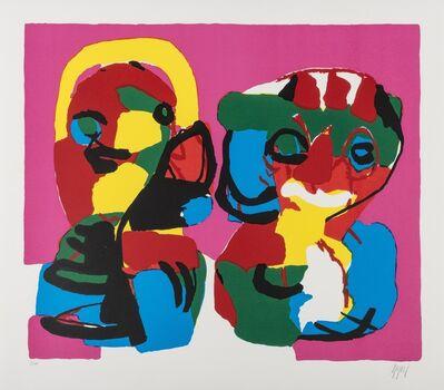Karel Appel, 'Composition', 1969