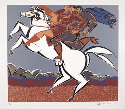 Hussein Madi, 'Riders', 2003