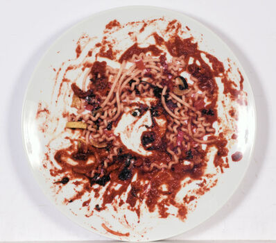 Vik Muniz, 'Medusa Marinara (for Peter Norton Family Christmas Project)', 1999