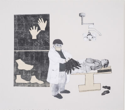 Leslie Kerby, 'The Laying on of Hands', 2015