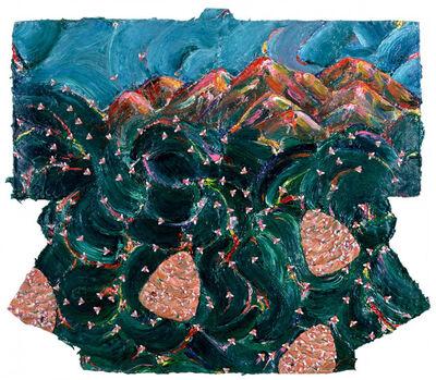 Helen Oji, 'Swarming Bees', 1981