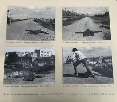 Carlos Ginzburg, 'L'emporté de Meknes', Maroc', 1980