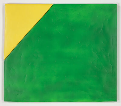 Sadie Benning, 'Wipe, Montana Gold Banana and Ace Fluorescent Green', 2011