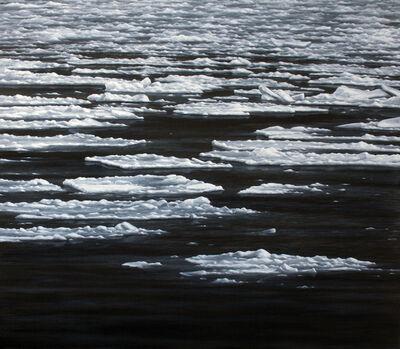 Lisa Lebofsky, 'Frozen Inlet', 2016