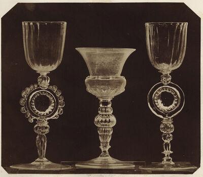 Johann Ludwig Belitski, 'Glasses', 1854/1854