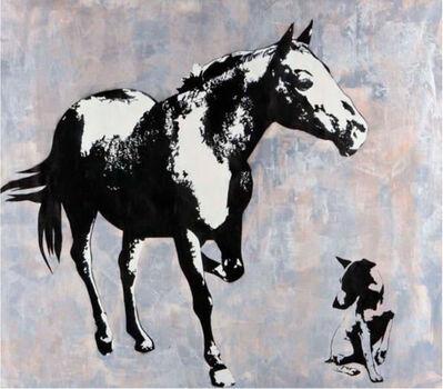 Blek le Rat, 'DOG AND PONY SHOW', 2011
