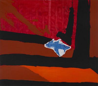Robert Motherwell, 'Untitled (New England Elegy No.5)', 1967