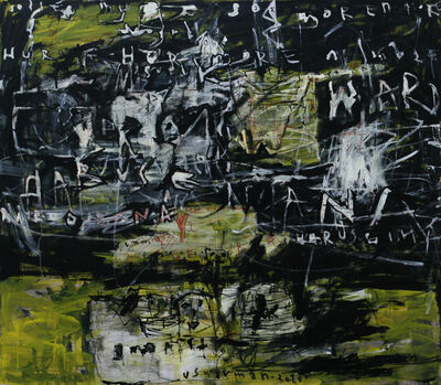 Uswarman, 'Bad mood', 2010
