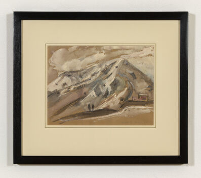 Charles Heaney, 'Untitled (Snowy Landscape)', 1937