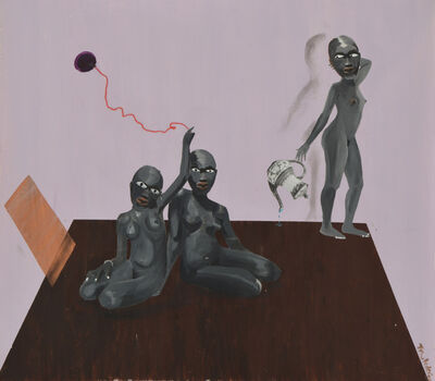 Teresa Kutala Firmino, 'Fragmented Memory (waste)', 2020
