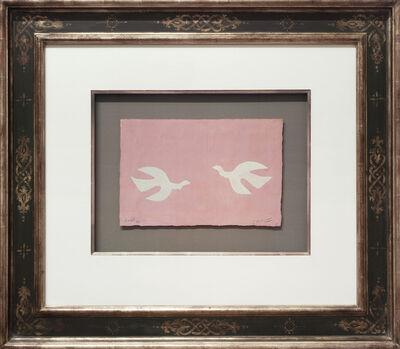 Georges Braque, 'Le tir à l'arc', 1958