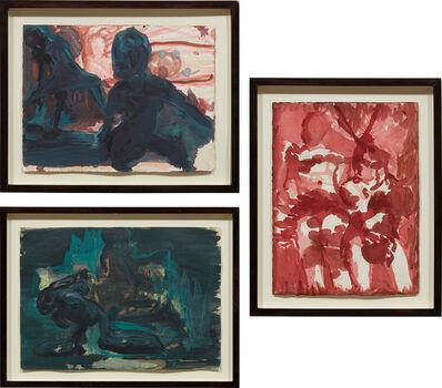 Rezi van Lankveld, 'Three works: (i) Untitled; (ii) Untitled; (iii) Limbo', (i)-(iii) 2003; (ii) 2002