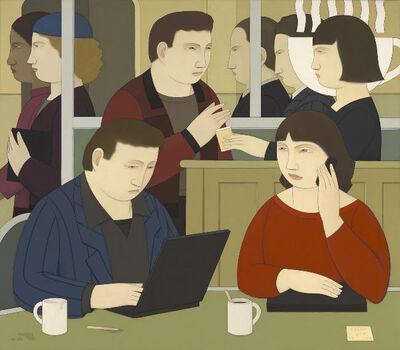 Andrew Stevovich, 'Internet Café', 2006