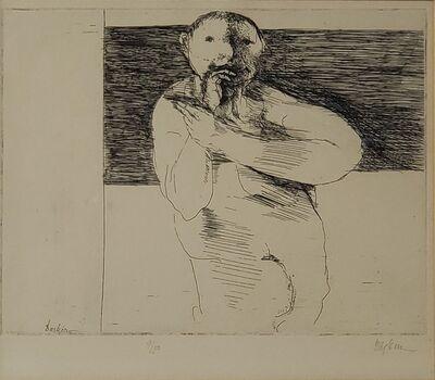 Leonard Baskin, 'Untitled', 1967