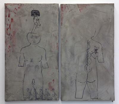 Jhafis Quintero, 'Sin título IV', 2012