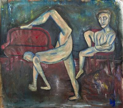 Rhed, 'The Dancer', 2020