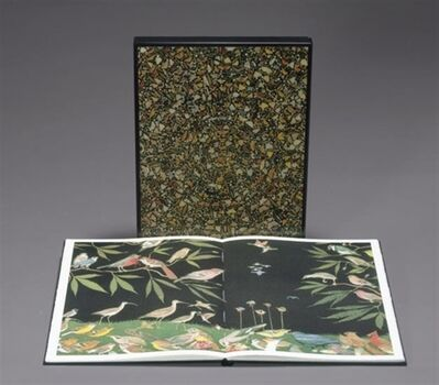 Fred Tomaselli, 'Rick Moody, Phrase Book (album with 9 works)', 2000