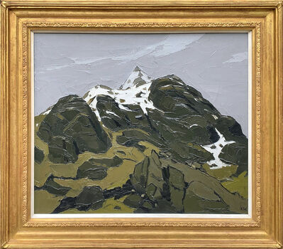 Kyffin Williams, 'Snowdonia Peaks', 20th Century