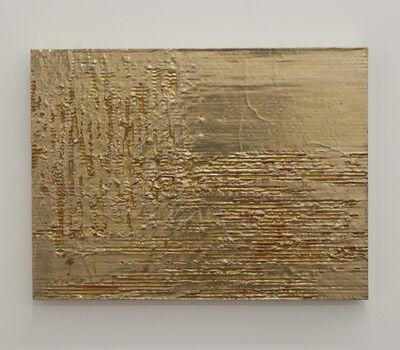 Nancy Lorenz, 'Moon Gold Cardboard I', 2013