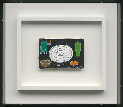 Sadamasa Motonaga, 'Work', 1994