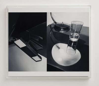 James White, 'Phone/Water', 2019