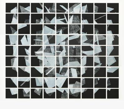 Idris Khan, 'Grid Painting 81', 2016