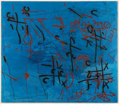 Luke Murphy, 'Blue Screen of Death Study', 2015