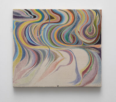 Chris Johanson, 'Untitled (Painting 11 of 12)', 2019