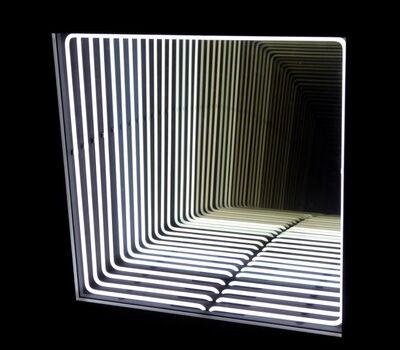 Paolo Scirpa, 'Ludoscopio espansione curva', 1987