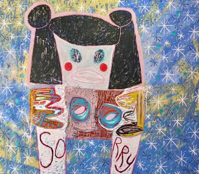 Adam Handler, 'Sorry Starry Girl', 2019