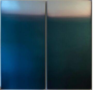 Miya Ando, 'Meditation Dark Blue', 2013