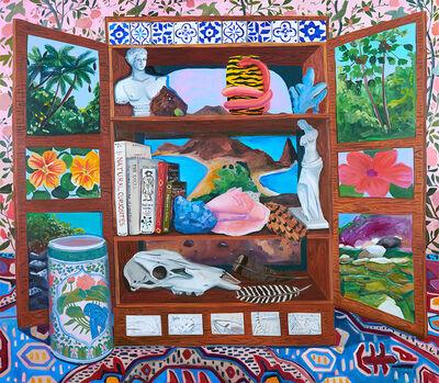 Anna Valdez, 'A Cabinet of Curiosities', 2020