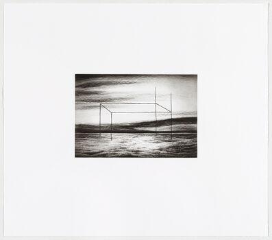 Robyn O'Neil, 'I Dismantle Land, Bed', 2014