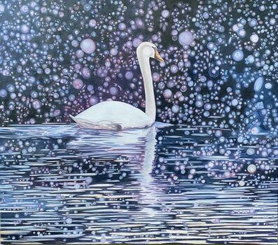 Kendra Lynn Bulgrin, 'Snow Swan', 2020