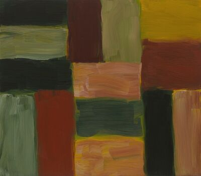 Sean Scully, 'Untitled (Doric)', 2017