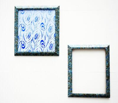 Meschac Gaba, 'Du mur à la toile-Couleurs de Cotonou (14)', 2008