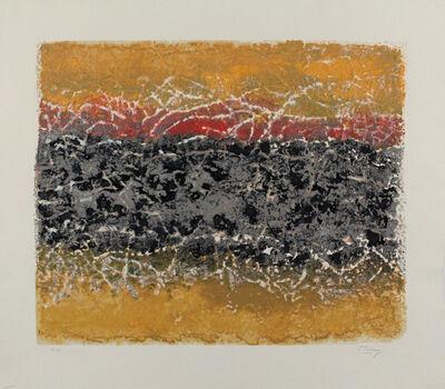 Mark Tobey, 'Sonata', 1975