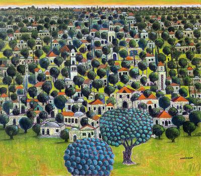 Nabil Anani, 'Old Ramallah', 2020