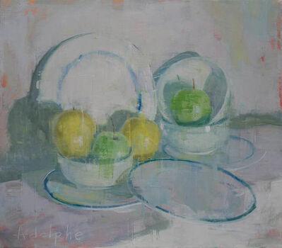 Joseph Adolphe, 'Apple Still life', 2020