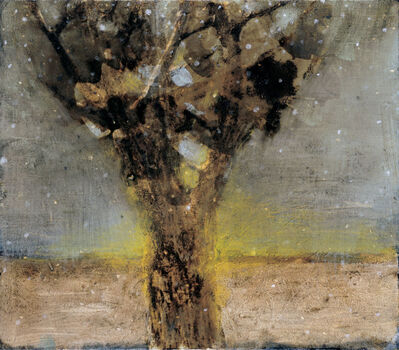 Enrique Martínez Celaya, 'Untitled (Tree at Sunrise)', 2004