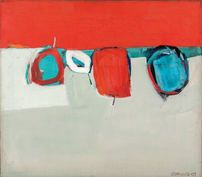 Raimonds Staprans, 'Still Life with Fruit'