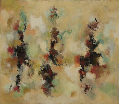 Michael Wright, 'Dancing Figures', 2016