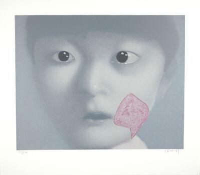 Zhang Xiaogang, 'My Daughter', 2002
